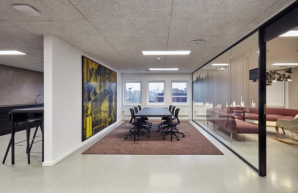 The new PFA HQ